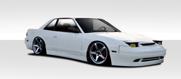 1989-1994 Nissan 240SX S13 2DR Duraflex Supercool Body Kit - 4 Piece