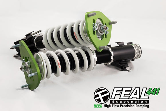 Feal Suspension, 92-95 Mitsubishi Evo 1/2/3/