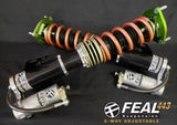 Feal Suspension, 07-15 Infinity G37x AWD