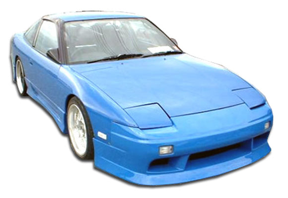 1989-1994 Nissan 240SX S13 2DR Duraflex V- Speed Body Kit - 4 Piece