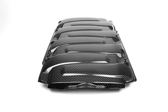 Carbon Fiber Engine Plenum Cover C7, 2014-up Chevrolet Corvette C7