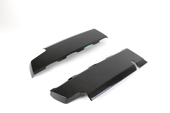 Carbon Fiber Fuel Rail Covers/Pair C7, 2014-up Chevrolet Corvette C7