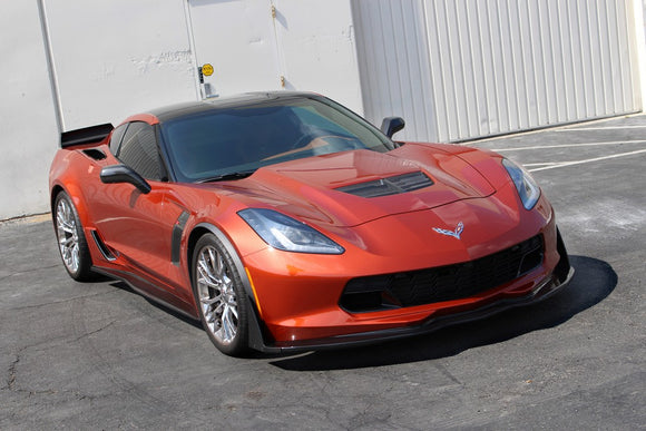 C7 Z06 Aero Kit Track Pack, 2015-up Chevrolet Corvette C7 Z06