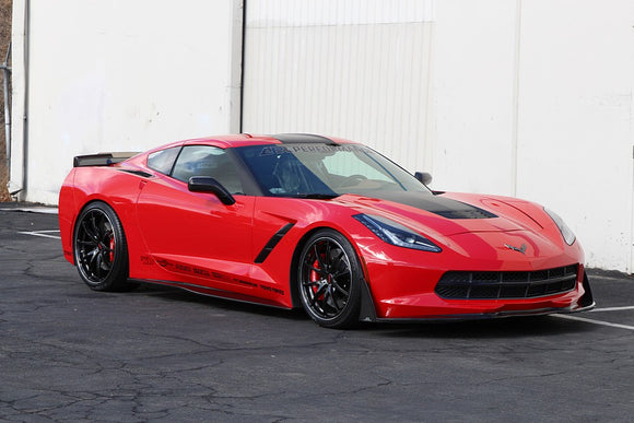 C7 Aero Kit Ver.II Track Pack, 2014-up Chevrolet  Corvette C7