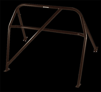 Autopower Race Roll Bar MITSUBISHI EVO7/8/9 #60952