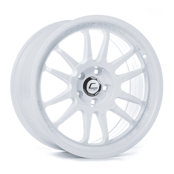 XT-206R White Wheel 18x9 +33mm 5x108
