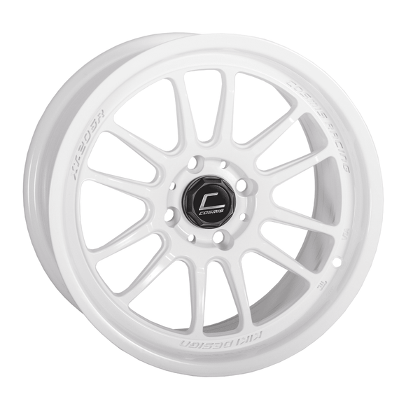 XT-206R White Wheel 15x8 +30mm 4x100 (All we have till 2021)
