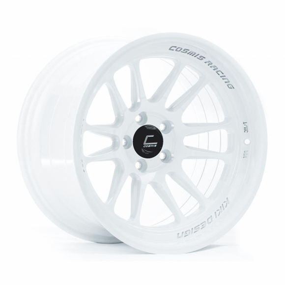 XT-206R White Wheel 18x9.5 +10mm 5x120