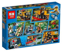 Load image into Gallery viewer, LEPIN City Jungle Mobile Laboratory Building Blocks Set - One Shop Online Toys in Pakistan