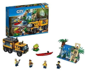 LEPIN City Jungle Mobile Laboratory Building Blocks Set - One Shop Online Toys in Pakistan