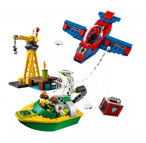 LEPIN Spider-Warrior Set - One Shop Online Toys in Pakistan