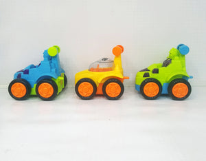 Friction mini stunt car (1pcs)
