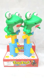 1 Pcs Electronic Pets Smart Talking Frog Kid Toy