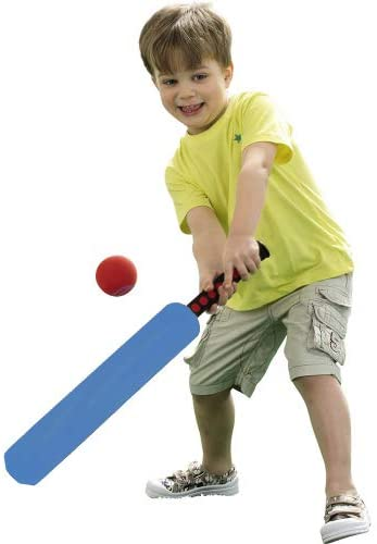 Foam Cricket Bat Ball,Children Sports Soft and Lightweight Foam bat and Ball