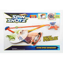 Load image into Gallery viewer, Hot Wheels Spin Shotz, Y0097, Super Competition Arena with 1 Disc - One Shop The Toy Store