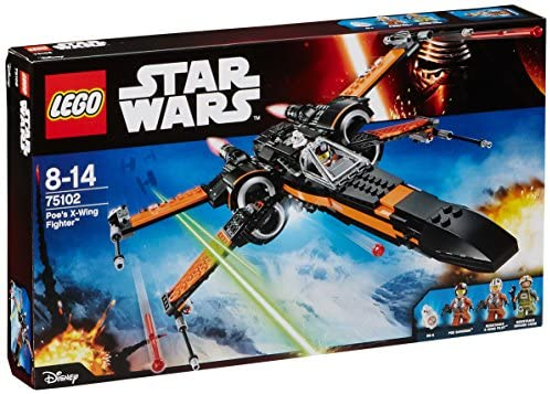 Star Wars Lego Poe's X-Wing Fighter