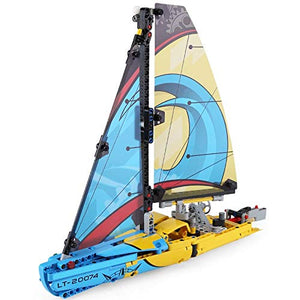 Lepin Technic Series The Racing Yacht Set - One Shop Online Toys in Pakistan