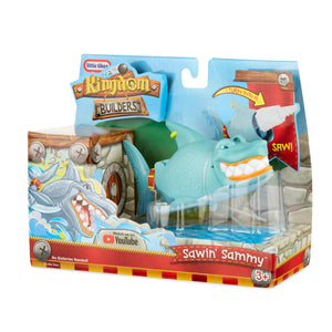 Kingdom Builders Sawin' Sammy (1 Piece) - One Shop Online Toys in Pakistan