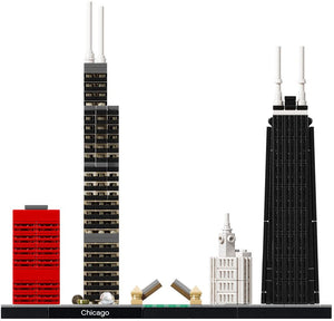 LEGO Architecture Chicago 21033 Skyline Building Blocks Set - One Shop Online Toys in Pakistan