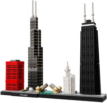 Load image into Gallery viewer, LEGO Architecture Chicago 21033 Skyline Building Blocks Set - One Shop Online Toys in Pakistan