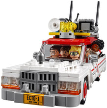 Load image into Gallery viewer, LEGO Ghostbusters Ecto-1 & 2 Building Kit (556 Piece)