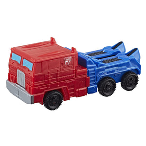 Transformers Authentics Optimus Prime 10CM