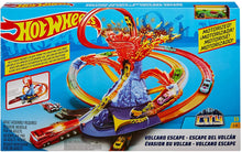 Load image into Gallery viewer, Hot Wheels City Volcano Escape Connectable Play Set with Diecast and Mini Toy Car (1 piece) - One Shop Online Toys in Pakistan