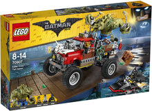Load image into Gallery viewer, LEGO DC Comics Batman Movie Killer Croc Tail-Gator