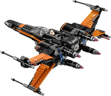 Load image into Gallery viewer, Star Wars Lego Poe's X-Wing Fighter
