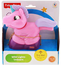 Load image into Gallery viewer, Fisher-Price Wild Lights Unicorn