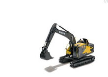 Load image into Gallery viewer, Bburago Auto-constructor New Holland Excavator
