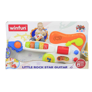 Win fun Little Rock Star Guitar