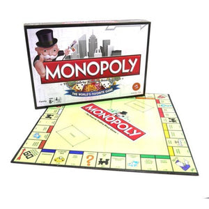 Monopoly Board Game - One Shop Online Toys in Pakistan