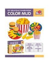Load image into Gallery viewer, Diy Delicious Hamburger Color MuD Best
