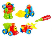 Load image into Gallery viewer, Playgo 4 in 1 Mechanic Workshop - One Shop Online Toys in Pakistan