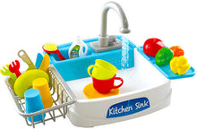 Load image into Gallery viewer, Playgo Toys Sink set 22 pieces - One Shop Online Toys in Pakistan