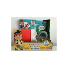 Load image into Gallery viewer, Fisher-Price Jake and The Never Land Pirates - Talking Hook