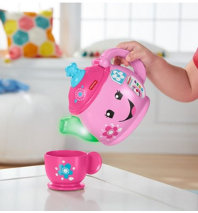 Laugh & Learn Sweet Manners Tea Set - One Shop Online Toys in Pakistan