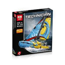 Load image into Gallery viewer, Lepin Technic Series The Racing Yacht Set - One Shop Online Toys in Pakistan