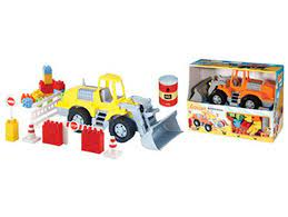 DeDe Dozer including 40 pieces Bricks