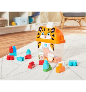 Mega Bloks Smiley Tiger - One Shop Online Toys in Pakistan