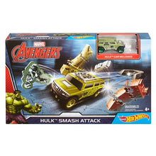 Load image into Gallery viewer, Hot Wheels - Marvel Avengers Smash Attack Trackset