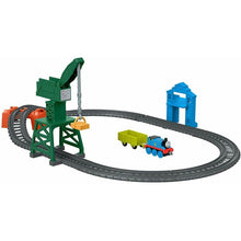 Load image into Gallery viewer, Fisher Price Thomas & Friends Trackmaster Brendam Fish Market Playset