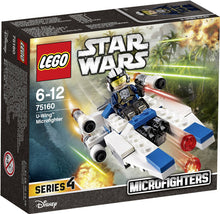 Load image into Gallery viewer, Lego Star Wars Microfighter