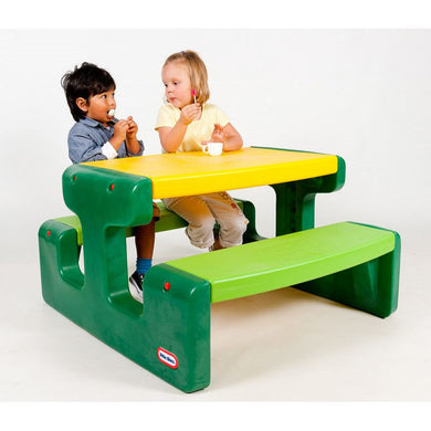 LITTLE TIKES PICNIC TABLE - One Shop The Toy Store