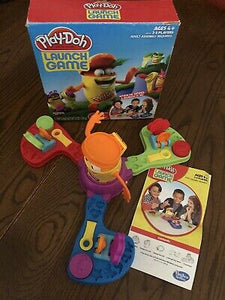 Play-Doh Launch Game