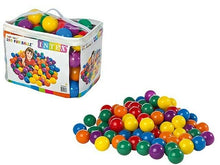 Load image into Gallery viewer, Intex Fun Balls, Multi-Colour, 100 Pieces