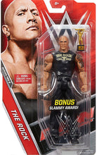 Load image into Gallery viewer, Mattel WWE The Rock Series 70 Figure