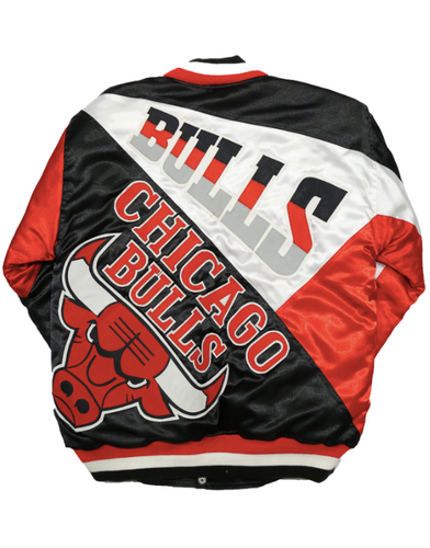 Vintage Chicago Bulls 80's Bomber Jacket (Very Rare)