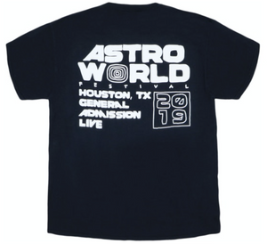 Astroworld 'Staff' 2019 Tee